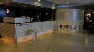 Montblanc lobby