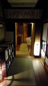 Corridor to the onsen