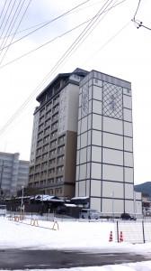 Takayama Sakura-an. Closer to a hotel than a ryokan