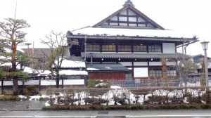 Historical area