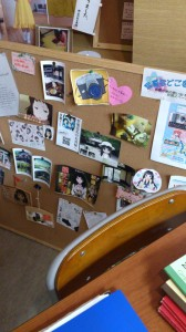 The Hyouka corner is filled up inside Marutto Plaza (まるっとプラザ)