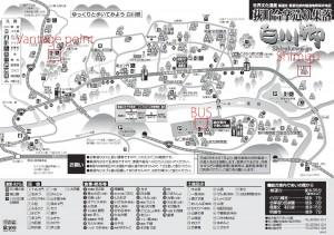 Shirakawa map
