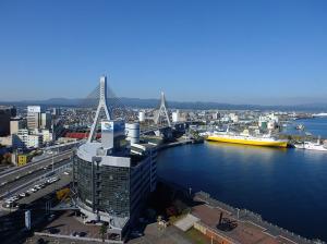 View of Aomori