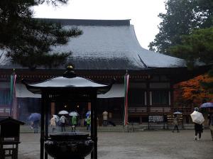 Motsuji main hall