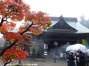 Chusonji main hall