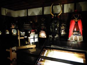 Armors of Kuroda