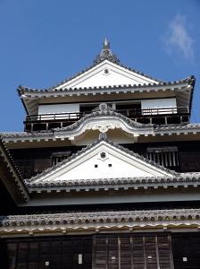 Matsuyama castle keep
