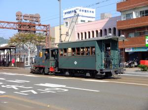 Botchan tram to Dogo onsen