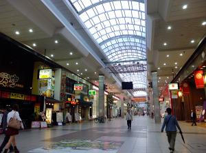 Matsuyama main arcade