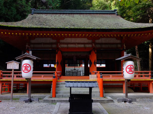 Shiramine shrine