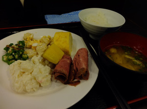 Superhotel breakfast