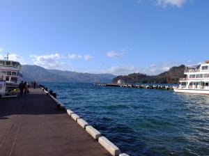 Yasumiya dockside