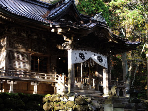 Lake Towada shrine