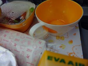 EVA Kitty Jet meal