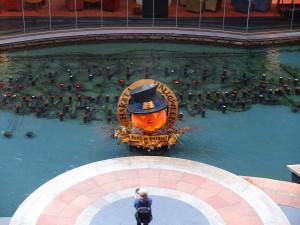 Canal City pumpkin