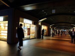 Tenjin underground shopping street
