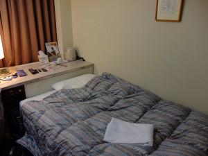 Comfort Hotel Hakata room