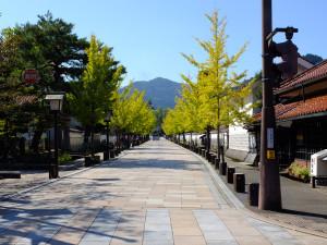 Tsuwano main street