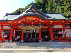 The Taikodani Inari Shrine