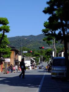 Izumo Taisha main street