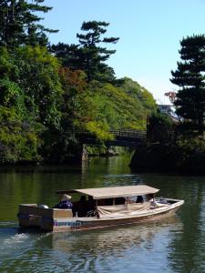 Matsue cruise boat